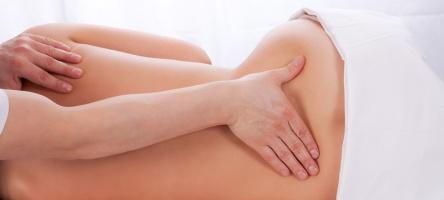 Massaggio Decongestionante